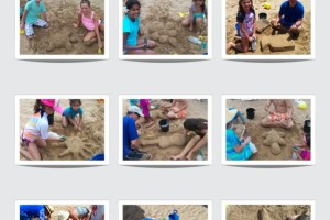 Free Style Sand Sculpting Workshops
